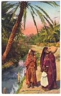 (Algérie) 041, Femmes, CAP 1228, Porteuse D'eau - Frauen