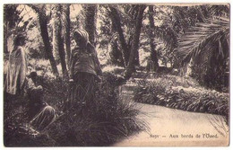 (Algérie) 040, Femmes, ADIA 8051, Aux Bords De L'Oued - Frauen