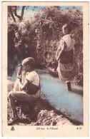 (Algérie) 038, Enfants, EPA 1107 Bis, A L'Oued - Kinder