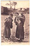 (Algérie) 037, Enfants, CAP 1115, Un Brin De Causette - Kinder