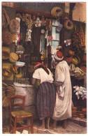 (Algérie) 027, CAP 1060, Une Boutique Arabe, D'un Carnet - Sonstige