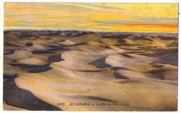(Algérie) 026, Au Sahara, LL 6512, La Mer De Sable - Sonstige