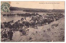 (Algérie) 021, ND Phot 108 A, Caravanne En Marche Du Caïd Ben-Ganah - Sonstige
