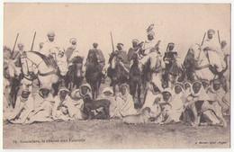 (Algérie) 018, Geiser 74, Goumiers, La Chasse Aux Faucons - Sonstige