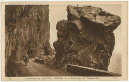 (Algérie) 005, Corniche De Bougie à Djidjelli, LL 4, Tunnels Et Tranchées - Sonstige