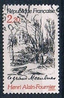 1986 Henry Alain- Foutnier YT 2443 - Gebraucht