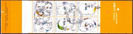 FINLAND 2003 Postzegelboekje Bekende Personen GB-USED - Markenheftchen