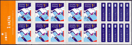 FINLAND 2011 Postzegelboekje Licht GB-USED - Markenheftchen
