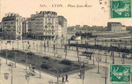 H2810 - LYON - Place Jean Macé - Lyon 7