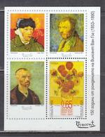 Bulgaria 2003 - Painting Of Van Gogh, Mi-Nr. Block 259, MNH** - Ungebraucht