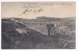 CPA N° 53. CONSTANTINE - Vue Générale Prise De La Route De Sétif, Circulé - Konstantinopel