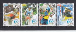 Bulgaria 2003 - New Olympic Sports, Mi-Nr. 4615/18, MNH** - Ungebraucht