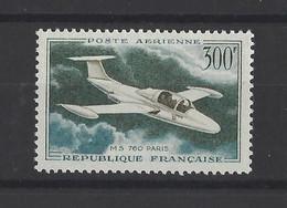 FRANCE.  YT PA  N° 35  Neuf **   1957 - 1927-1959 Postfris