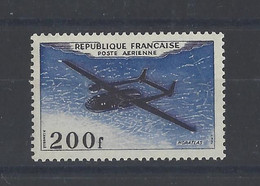 FRANCE.  YT PA  N° 31  Neuf **   1954 - 1927-1959 Postfris