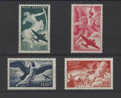 FRANCE.  YT PA  N° 16/19  Neuf **   1946 - 1927-1959 Postfris