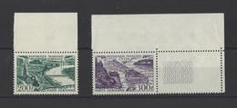 FRANCE.  YT PA  N° 25-26  Neuf **   1949 - 1927-1959 Postfris