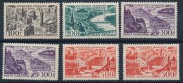 ED-447: FRANCE: Lot Avec PA N°24**-25*-26**(2)-27**(2) - 1927-1959 Postfris