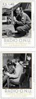 ONU Genève 2013 - UN Radio Paire ** - Ungebraucht