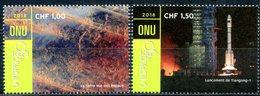 ONU Genève 2018 - UNISPACE+50 - Espace Space Weltraum ** - Ungebraucht