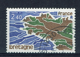 France, Bretagne, 1977, Obl, TB - Gebraucht