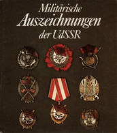 MILITARISCHE AUSZEICHNUNGEN UDSSR INSIGNES MEDAILLES MILITAIRES SOVIETIQUES URSS USSR SOVIET MEDALS BADGES - Ohne Zuordnung
