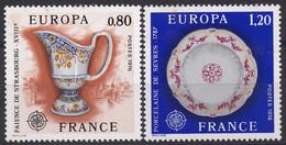 FRANCE 1976 Y&T N° 1877 & 1878 N** (1) - Ungebraucht