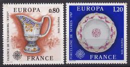 FRANCE 1976 Y&T N° 1877 & 1878 N** (2) - Ungebraucht