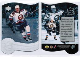 "BRYAN BERARD---UPPER DECK ""3 Star Selects"" 1997-98 (NHL--3-2) - 1990-1999"