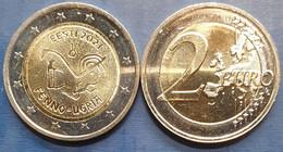 Estonia 2 Euro 2021 UNC < Fenno-Ugria > - Estland