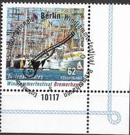 2015 Deutschland Germany  Mi. 3172 FD-used Berlin EUR  Internationales Windjammerfestival, Bremerhaven - Gebraucht