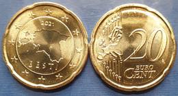 EuroCoins < Estonia > 20 Cents 2021 UNC - Estland