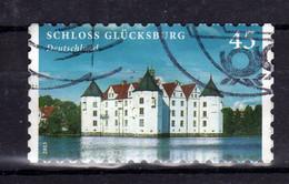ALLEMAGNE Germany 2013 Chateau Schloss Glucksburg Obl. - Gebraucht