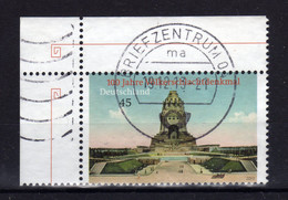 ALLEMAGNE Germany 2013 Monument Denkmal Obl. - Gebraucht