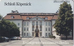 GERMANY(chip) - Direktion Berlin/Kunstgewerbemuseum(A 35), Tirage 19000, 12/95, Used - A + AD-Series : Werbekarten Der Dt. Telekom AG