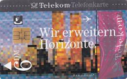 GERMANY - Direktion Telekom Düsseldorf(A 06), Tirage 80000, 01/93, Used - A + AD-Series : Werbekarten Der Dt. Telekom AG