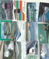 12 Trains Modernes - Japan