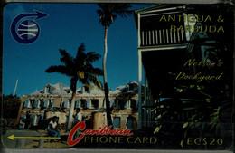 ANTIGUA & BARBUDA  1996 CARIBBEAN PHONECARD MINT VF!! - Antigua U. Barbuda