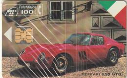 ESPAÑA. COCHE - CAR. Ferrari 250 GTO. 1994-10. 4000 Ex. P-087. (5). MINT - NUEVA. - Privatausgaben