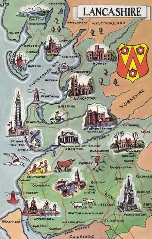 Lancashirepostcards