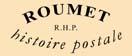 Roumet Histoire Postale