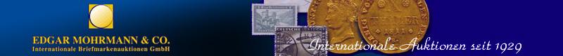 Auktionshaus Edgar Mohrmann & Co Internationale Briefmarkenauktionen GmbH